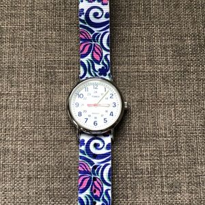 Timex Weekender Flower Power Watch